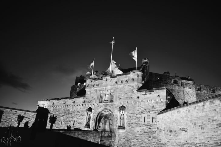 CastleBnw